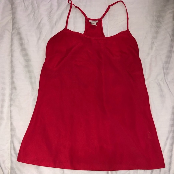 J. Crew Tops - J Crew Camisole in Red